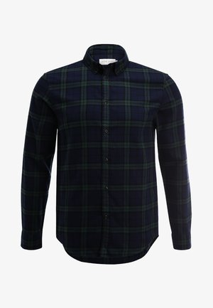 Shirt - green / blue
