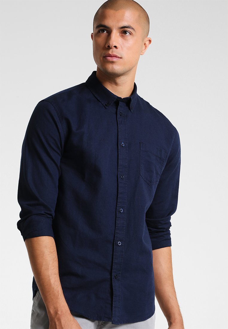 Pier One - Overhemd - navy