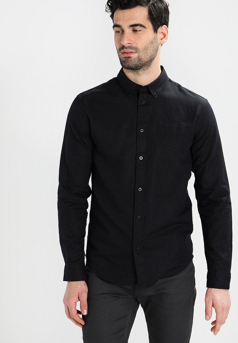 Pier One - Hemd - black