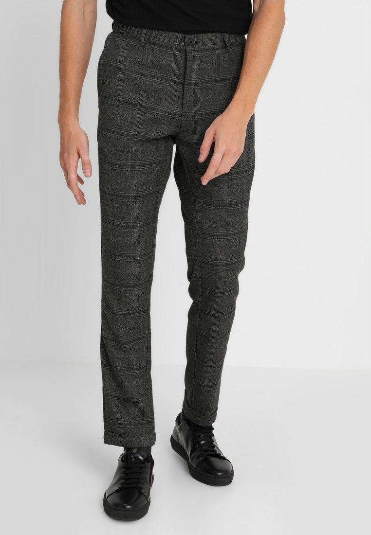 Pier One - Chinos - mottled grey