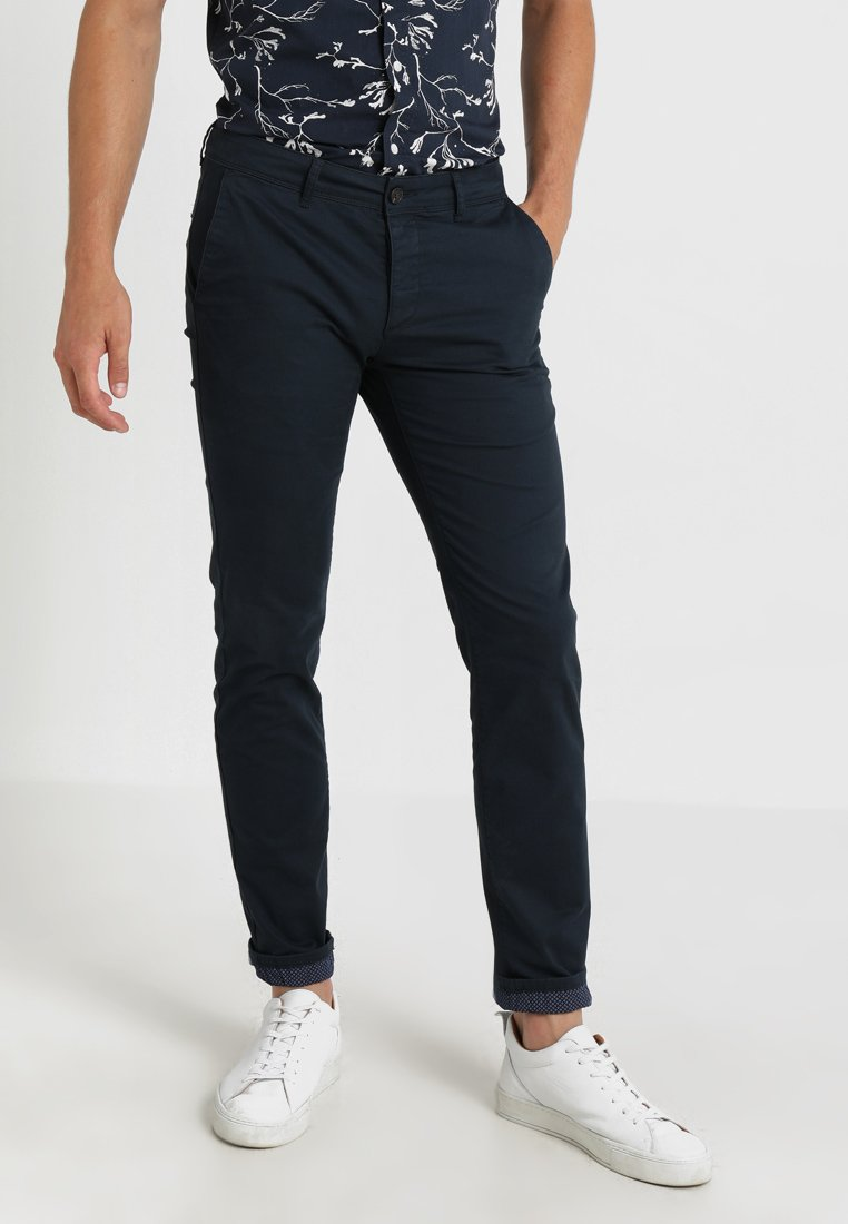 Pier One - Chino - dark blue