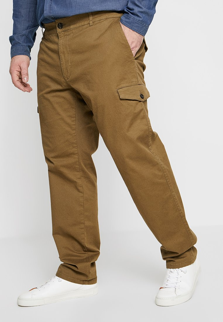 Pier One - Cargo trousers - olive