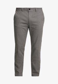 Pier One - Chinos - grey - 4