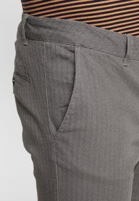 Pier One - Chinos - grey - 3