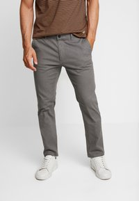 Pier One - Chinos - grey - 0