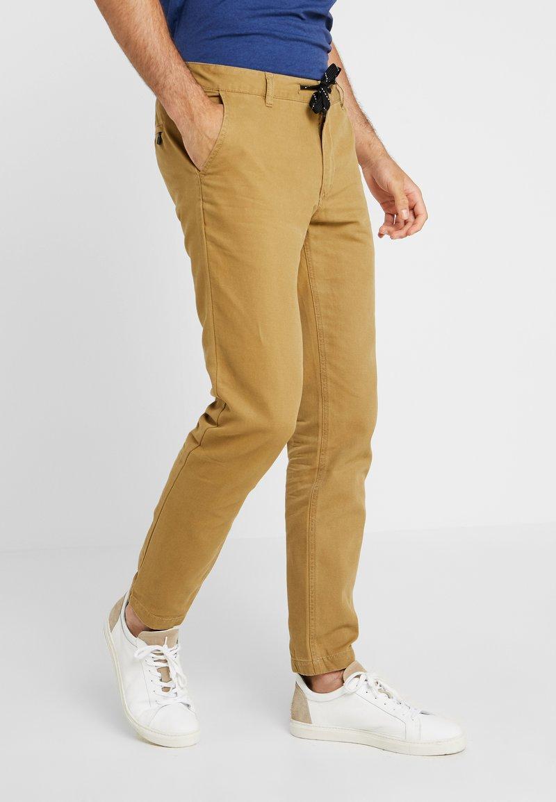 Pier One - Chino kalhoty - tan