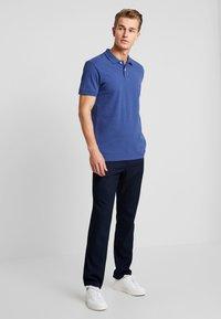 Pier One - Kalhoty - dark blue - 1
