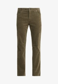 Pier One - Trousers -  oliv - 3