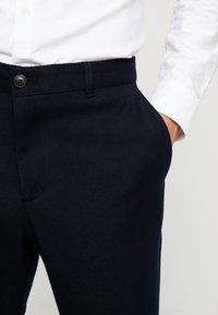 Pier One - Kalhoty - dark blue - 5