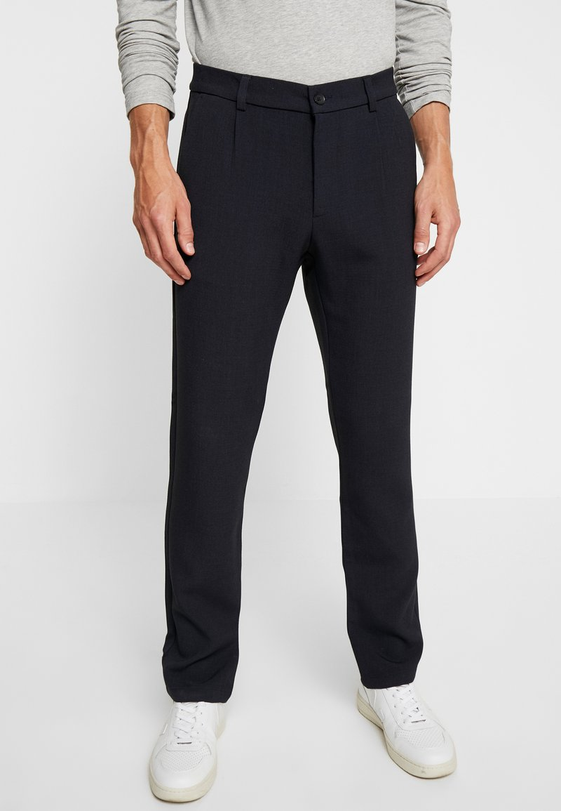 Pier One - Pantalones - dark blue