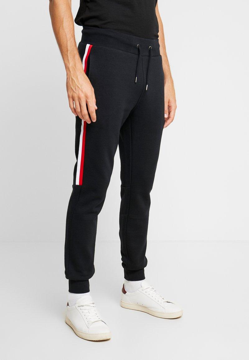Pier One - Pantalon de survêtement - black