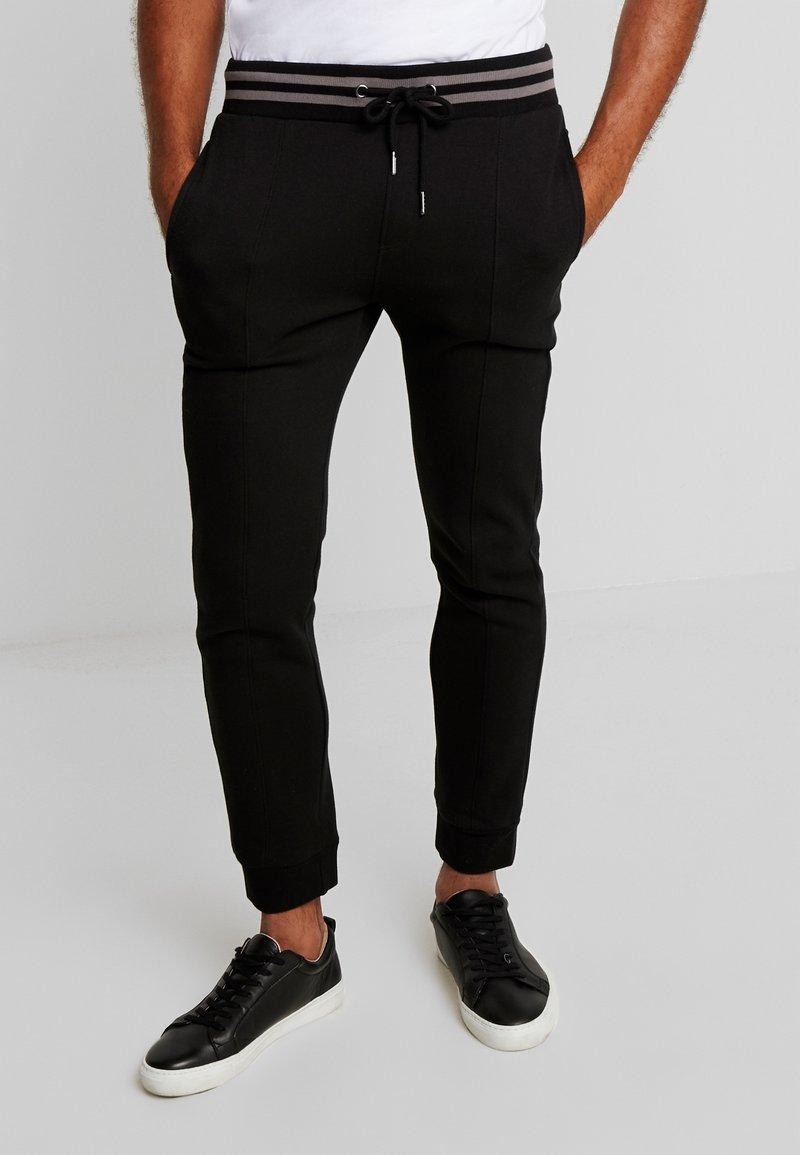 Pier One - Spodnie treningowe - black