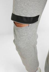 Pier One - Teplákové kalhoty - mottled grey - 4