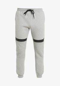 Pier One - Teplákové kalhoty - mottled grey - 3