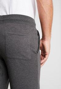 Pier One - Teplákové kalhoty - mottled dark grey - 3