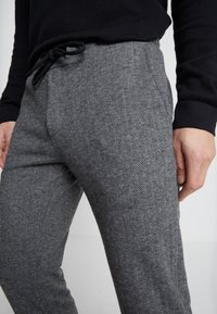 Pier One - Trainingsbroek - dark gray - 4