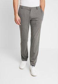 Pier One - Kalhoty - mottled grey - 0
