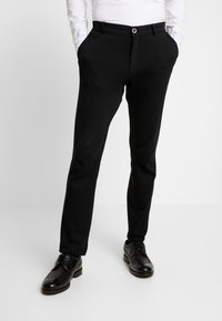 Pier One - Broek - black - 0