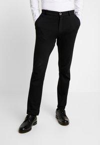 Pier One - Pantalon classique - black - 0