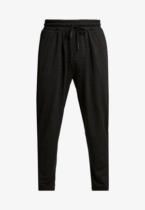 SMART JOGGER - Teplákové kalhoty - black