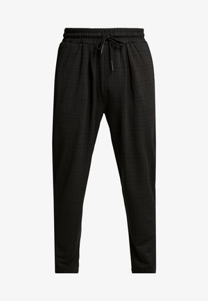 SMART JOGGER - Pantalones deportivos - black