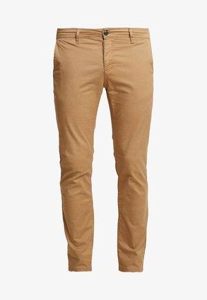 Pantalones chinos - tan
