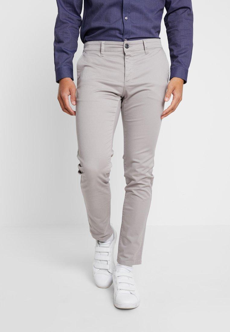 Pier One - Chinos - light grey