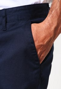 Pier One - Chinos - dark blue - 4