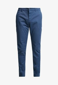Pier One - Chinos - blue - 4