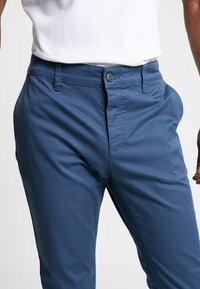 Pier One - Chinos - blue - 3