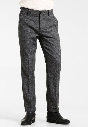 NEP PANTS - Trousers - mottled grey