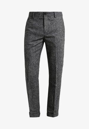 NEP PANTS - Kalhoty - mottled grey