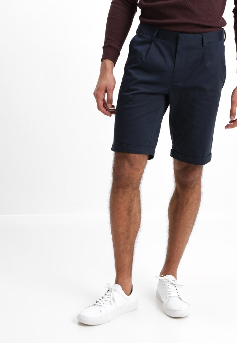 Pier One - Shorts - dark blue