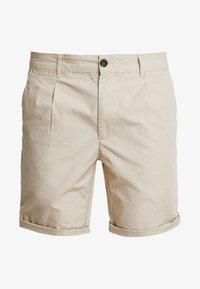 Pier One - Shorts - beige - 4