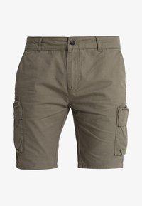 Pier One - Shorts - oliv - 4