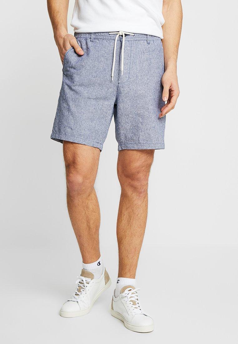 Pier One - Shorts - mottled blue