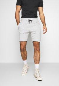 Pier One - Spodnie treningowe - light grey - 0