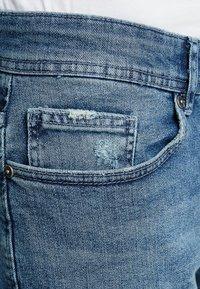Pier One - Jeansshort - blue denim - 5