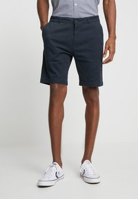 Pier One - Shorts - dark blue - 0