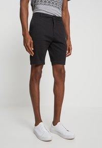 Pier One - Shorts - black - 0