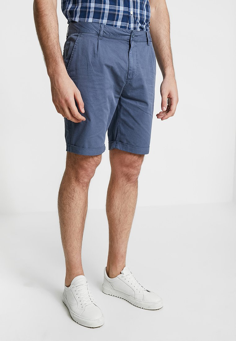 Pier One - Shorts - blue