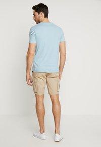 Pier One - Shorts - beige - 2