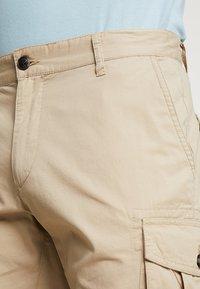 Pier One - Shorts - beige - 3