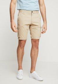 Pier One - Shorts - beige - 0