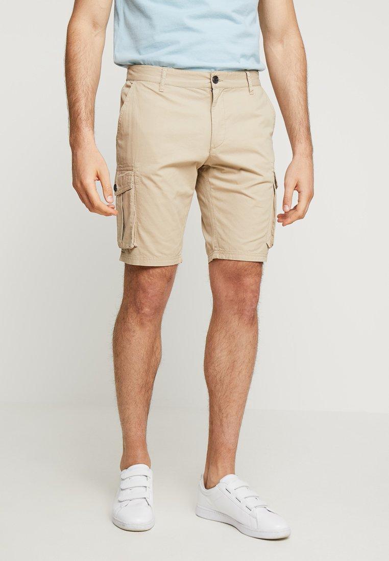 Pier One - Shorts - beige