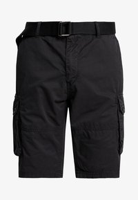 Pier One - Shorts - black - 4