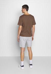 Pier One - Teplákové kalhoty -  light grey /black - 4