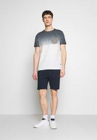 Pier One - Teplákové kalhoty - dark blue/black - 1