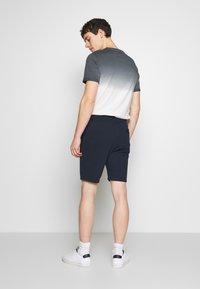 Pier One - Teplákové kalhoty - dark blue/black - 3