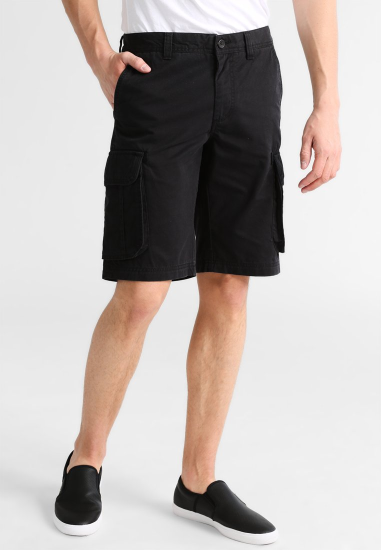 Pier One - Shorts - black